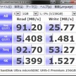 SanDisk Ultra microSDXC UHS-I Premium 256GB (SDSQUNI-256G-GN6M)簡単なレビュー